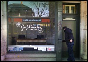 Laden der Liese in der Demmeringstraße